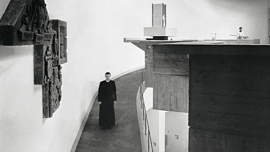 st-peters-seminary-processional-ramp-1960s