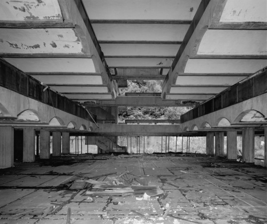 Refectory today (courtesy rcahms)