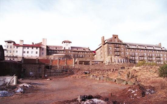 Buck Hill Inn circa 1999