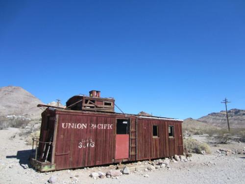 Abandoned Nevada
