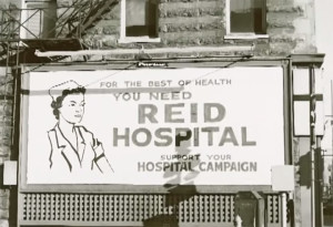 Reid-Memorial-Hospital-Leeds-Tower-fundraising-1970