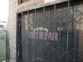American Hotel Broadway Shoe Repair