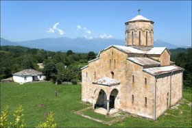 Mokvi cathedral ochamchire