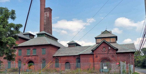 Hackensack Water Company Oradell, New Jersey