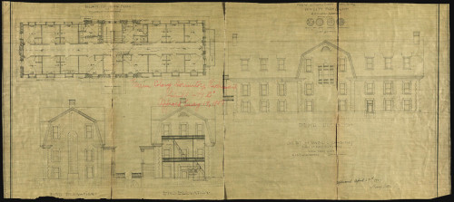 Farm-Colony-dormitory-plans-william-flanagan-1907