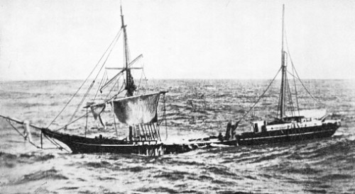 Derelict-ship