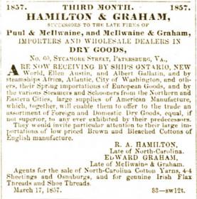 Ellen Austin Weekly Standard March 1857