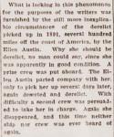 Ellen Austin encounter first in print