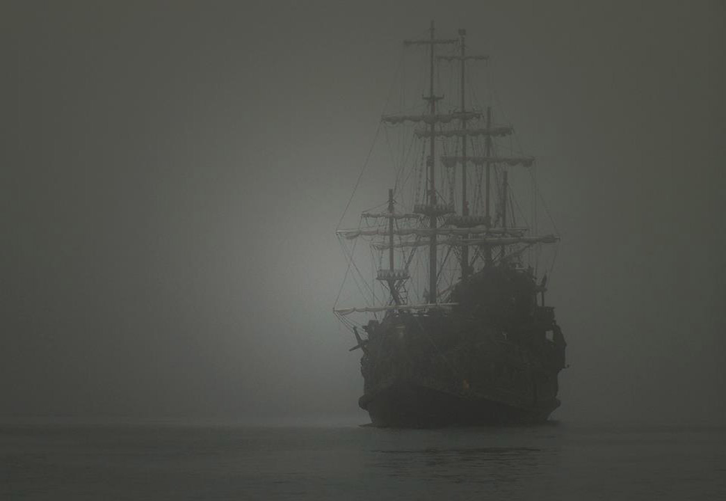 Probably the most famous Ghost Ship The Flying Dutchman has been popularized by The Pirates of the Caribbean and for the big kids amongst you