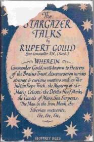 Rupert Gould Stargazer Talks