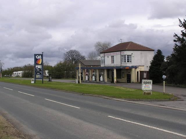 Willow Bridge Service Station