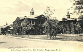 Hudson River State Hospital Central Group Blocks A, B, C