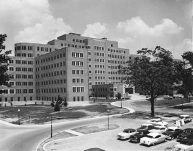 Dr. Clarence O. Cheney Memorial Building, circa 1952