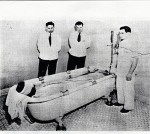 Hudson River State Hospital hydrotherapy 1935