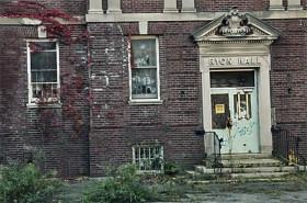 Hudson River State Hospital Ryon Hall