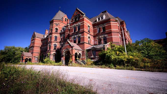 Hudson River State Hospital