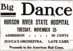 Hudson River State Hospital Big Dance