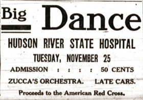 Hudson River State Hospital Big Dance