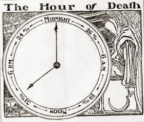 The Hour of Death by Dr. Charles Pilgrim
