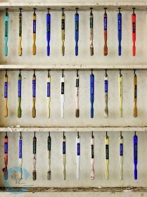 HRSH patient toothbrushes