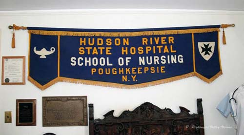 Hudson River State Hospital School of Nursing banner