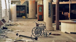 Hudson River State Hospital Snow Rehabilitation Center wheelchair
