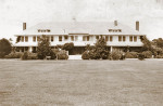 Overhills clubhouse 1920s
