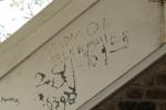 Rockefeller inscription