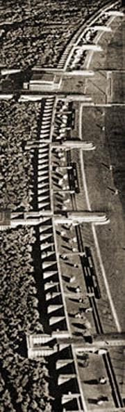 Prora Rügen aerial