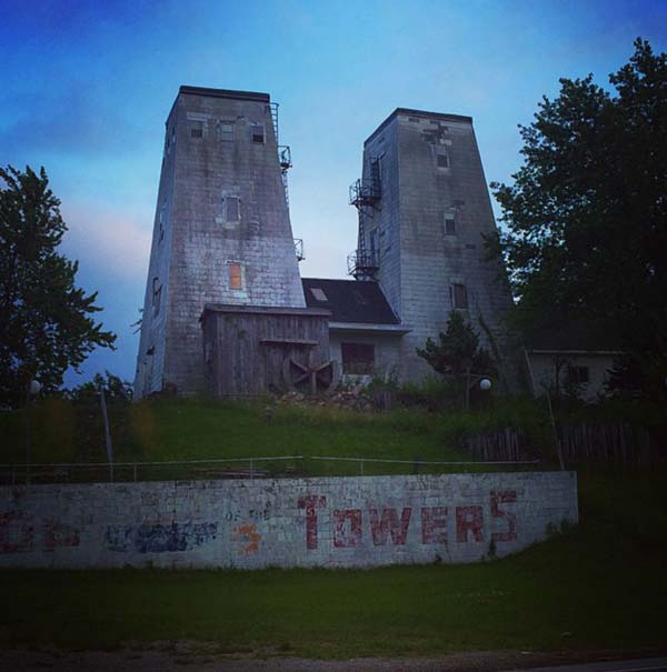 The Irish Hills Towers