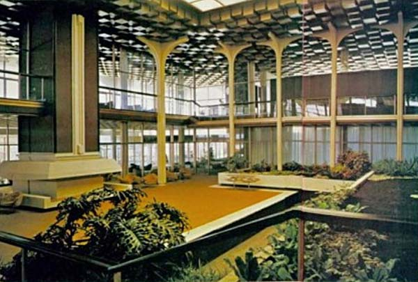 Penthouse Adriatic Club at the Haludovo Palace Hotel, circa 1970s