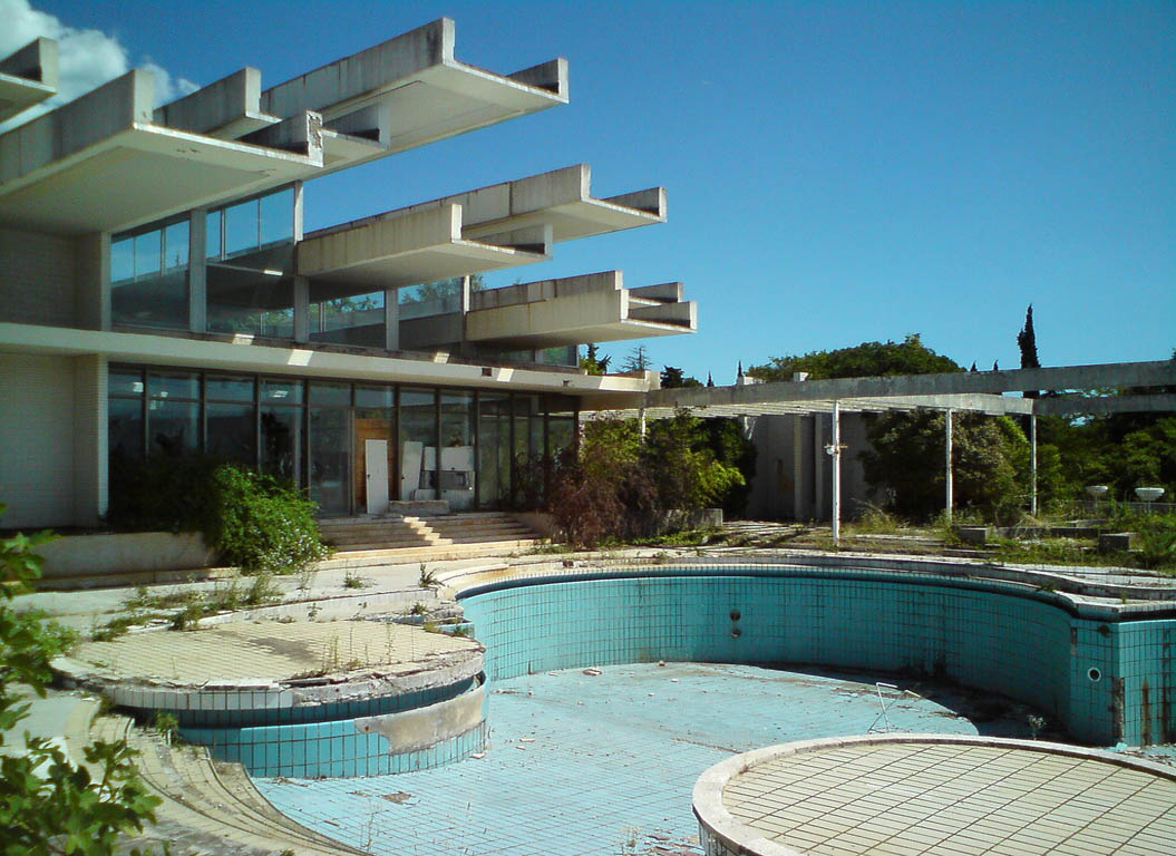 The Penthouse Adriatic Club at the Haludovo Palace Hotel ...