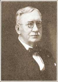 Dr. Judson S. Hill portrait