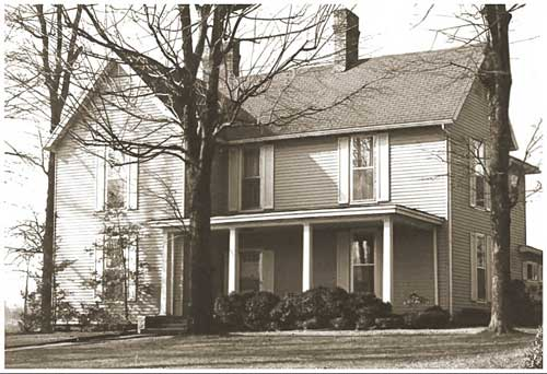 Morristown College Carriger House 1983