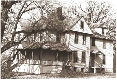 Morristown College New Jersey Home, circa 1983