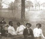Morristown students, circa 1900