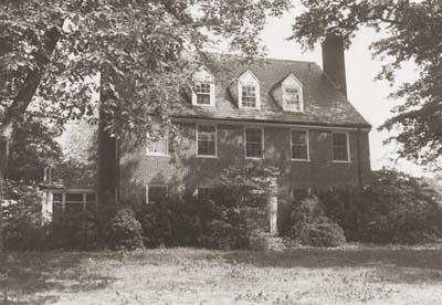 Glenn-Dale-Hospital-doctors-residence-1986