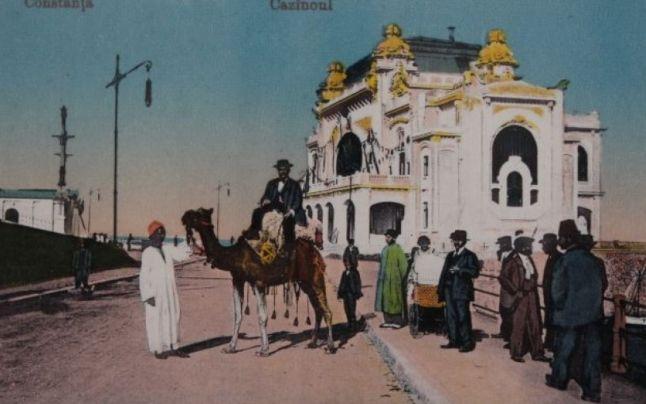 Romanian Treasure Cazinoul Din Constanţa Sometimes