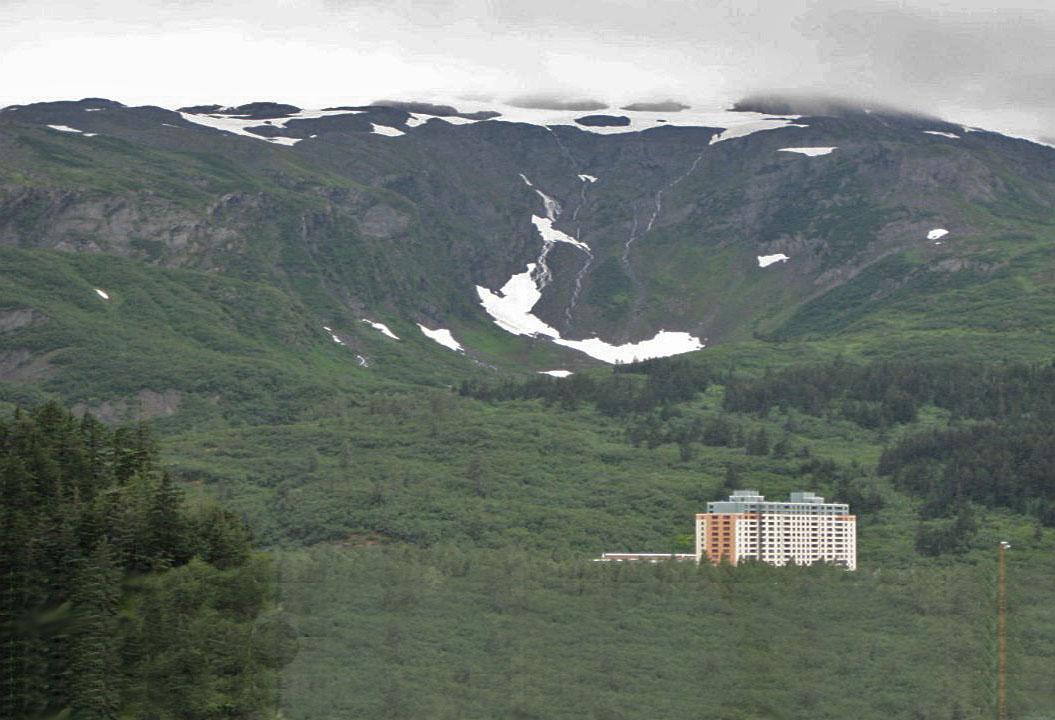 BTI: An Alaskan Town in a Tower