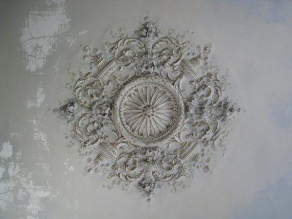 Swannanoa ceiling