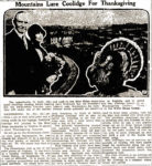 Swannanoa-President-Coolidge-visit-article-1928