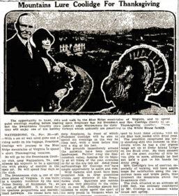 Swannanoa-President-Coolidge-visit-article-1928