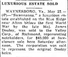 Swannanoa-estate-is-auctioned-off-article-May-1944