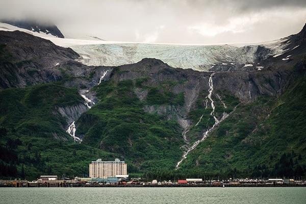 Whittier-Alaska
