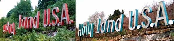 holy-land-usa-sign-boy-scouts-1996-and-1997