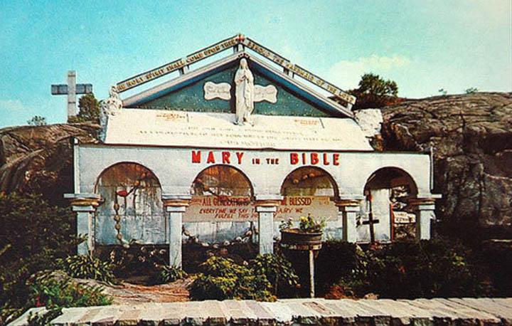 Holy Land USA Waterbury-CT