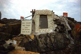 holyland-usa-tomb-out-of-a-rock-1960s