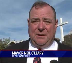 Waterbury CT Mayor Neil O'Leary