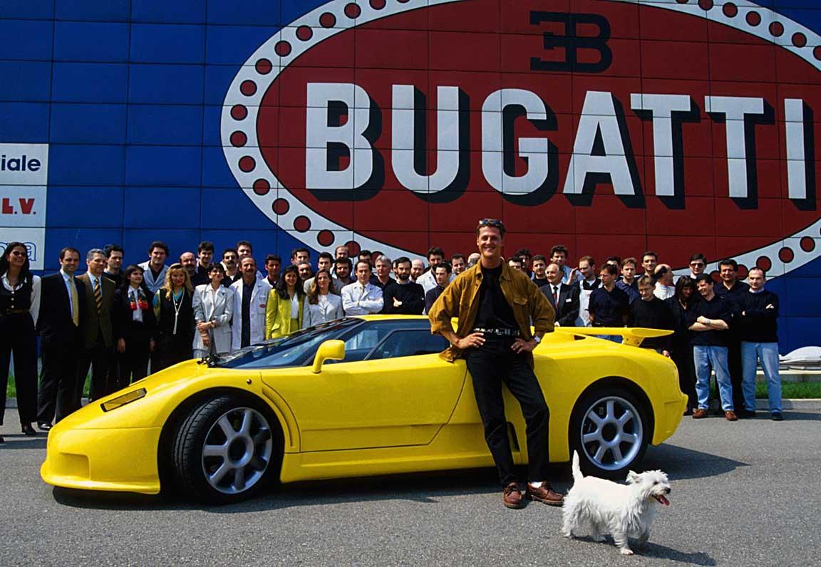 Bugatti Eb110 Rise Amp Fall Of A Supercar Sometimes