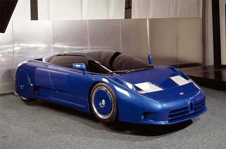 Bugatti EB110: Rise & Fall of a Supercar | Sometimes Interesting